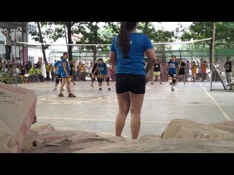 4th set aero zumba vs water district