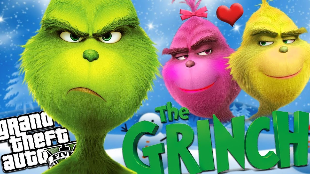 the-new-grinch-loses-his-girlfriend-mod-gta-5-pc-mods-gameplay