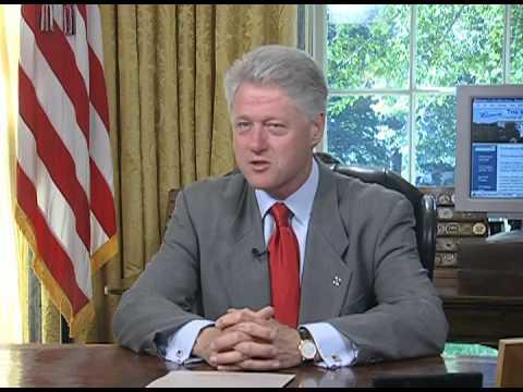 President Clinton S Internet Address July 2000 Youtube
