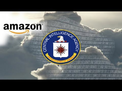 Is Orwell's Big Brother Here? Bezos & Amazon Team up With Defense, CIA & ICE