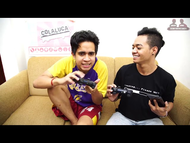 REZA ARAP OKTOVIAN   TIPE TIPE GAMERS INDONESIA #1 ????????