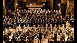 Brahms: Requiem ~ Denn alles Fleisch, es ist wie Gras
