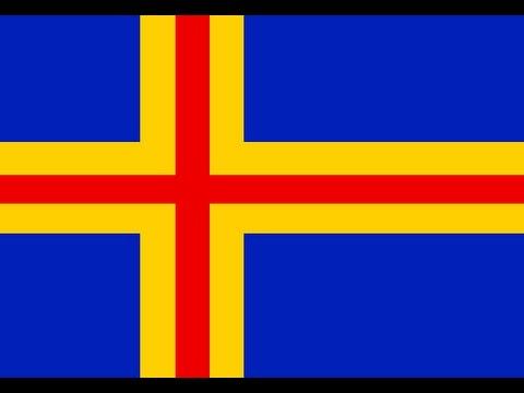 Explaining Flags! Aland Islands