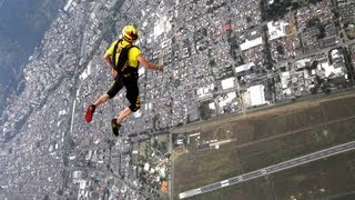 Deportes Aereos World Games Cali 2013 (Parachuting - Canopy Piloting) Day 3
