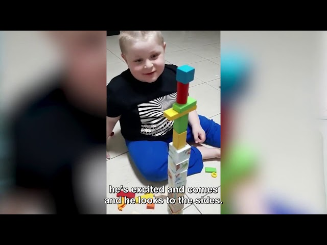 Testimonial: mother of a 4-year-old boy