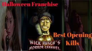 Halloween Kills - Best Opening Kills in the Franchise