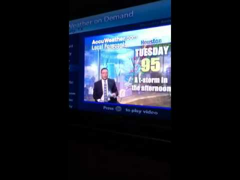 On Demand Weather AT&T