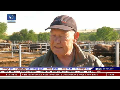 White Farmers Seek Role In South African Land Reforms |Business Incorporated|
