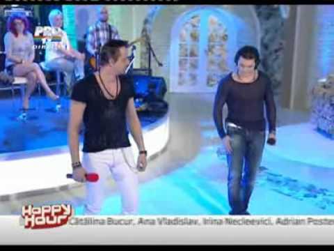 [Live] Pepe si Daniel Lazar - Historia de un amor (Happy Hour @ ProTV)