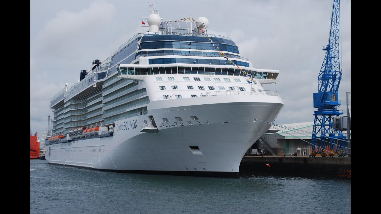 Celebrity Equinox Cruise Ship | Celebrity Cruises
