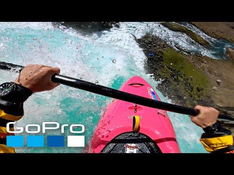 GoPro: Kayaking Down 134ft Chilean Waterfall with Dane Jackson