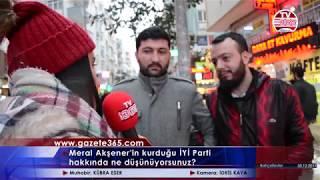 Meral Akşener'in kurduğu İYİ Parti hakkında ne düşünüyorsunuz? (Bahçelievler)