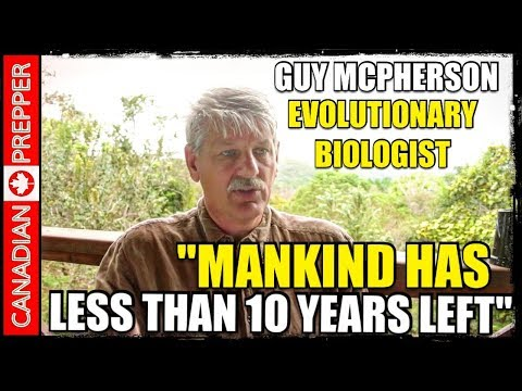 Mankind Will Be Extinct in 10 Years Claims Biologist
