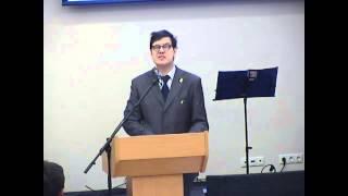 2014.12.07 Пр.№1 Олег Шевкун- Уроки Ковчега