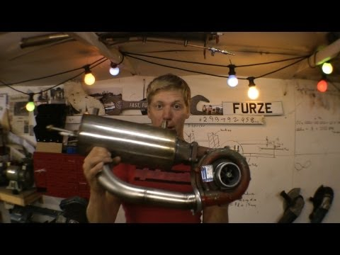 How to build a TURBOJET ENGINE