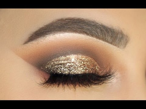 Quick & Easy AF Christmas Makeup Look