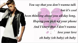 Justin Bieber - Heartbreaker (with Lyrics)