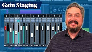 Gain Staging Cubase