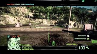 Battlefield Bad Company 2: Rush On Valparaiso [GETCHA WEIGHT UP!]