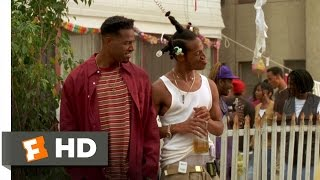 Don't Be a Menace (2/12) Movie CLIP - Bet You I Could Get Her Number (1996) HD
