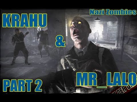 CoD Black Ops| Zombies on Der Riese (part 2/?) w/ MrLalo |