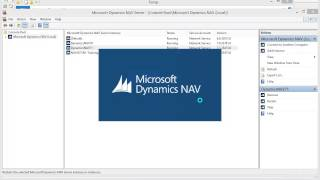 NAV Easy Security Roles and Logins Training (NAV 2013 R2)