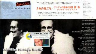 andy williams CBS singles 1967-1980-3