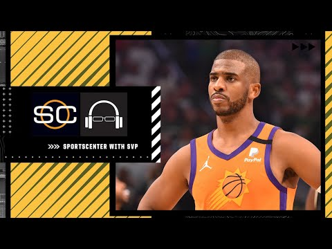Download My sadness for Chris Paul is 'inescapable' - Stephen A.   SC with SVP