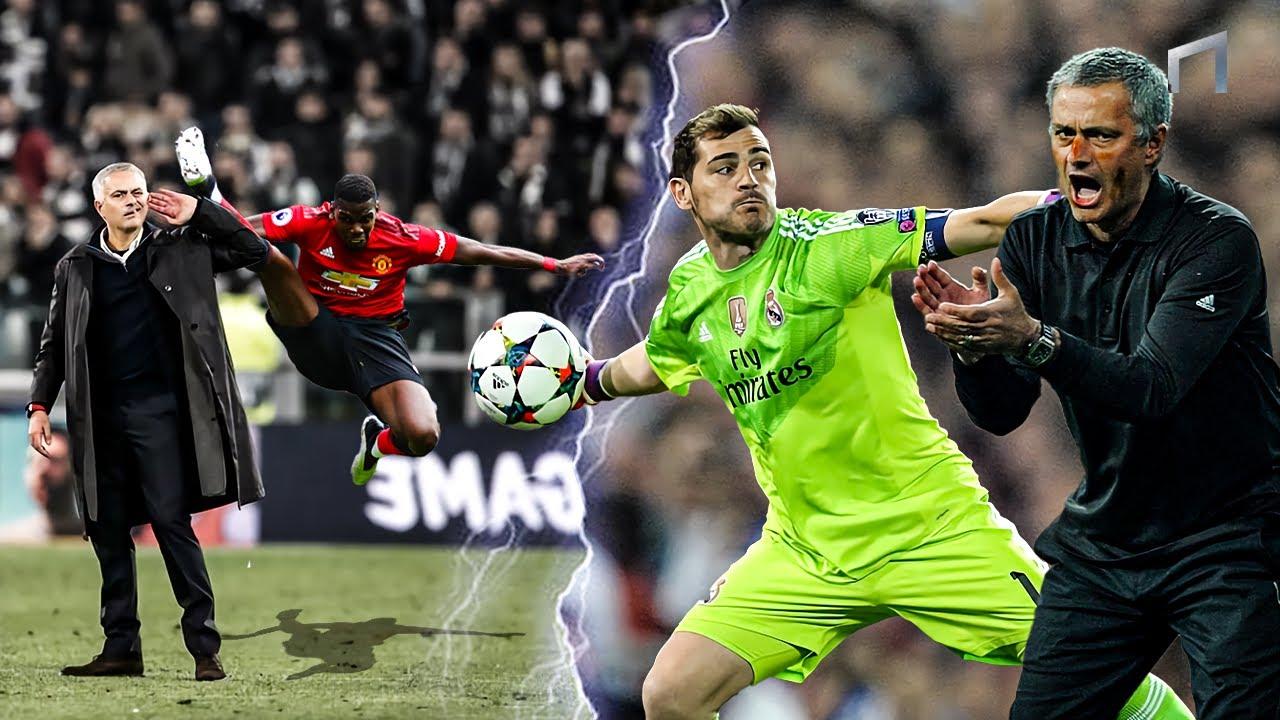 Pertengkaran Hebat Antara Jose Mourinho Dengan Para Pemain Asuhannya