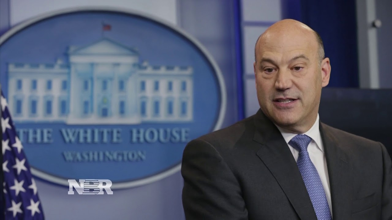 Gary Cohn's take on tax reform - YouTube