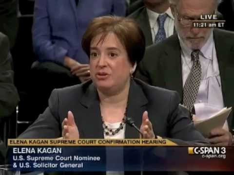 Elena Kagan on Justice Robert H. Jackson