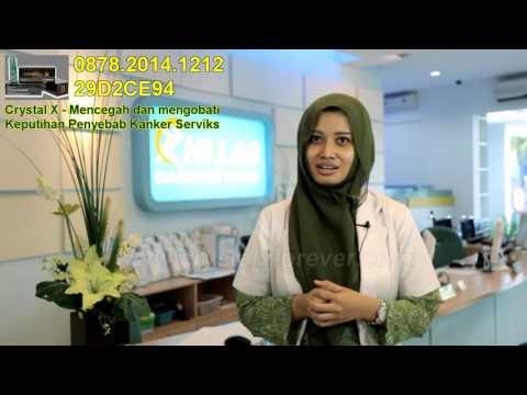 CEGAH SERVIKS - 10 CARA MENCEGAH KANKER SERVIKS YANG WAJIB DIKETAHUI from YouTube · Duration:  1 minutes 47 seconds
