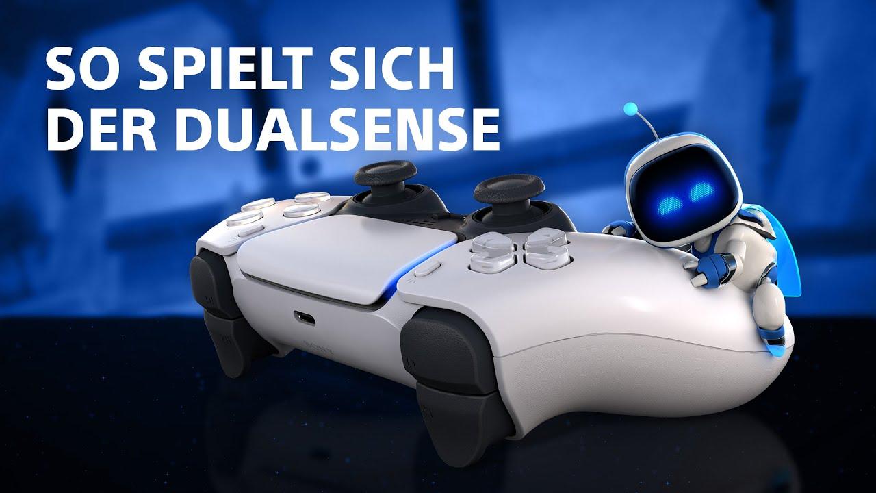 So fühlt sich PS5 Gaming an!
