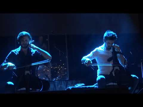 2Cellos-''With or without you''&'Time to say goodbye'' finale-Sofia,4/12/2017-SCORE tour