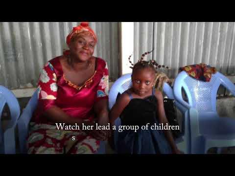 Volunteers help orphans in Congo - Africa Imports