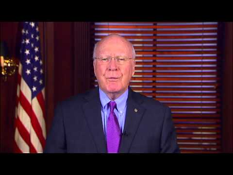 Senator Patrick Leahy Tribute to Bill Ayres for WhyHunger