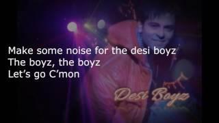 IPKKND-desi boyz երգը