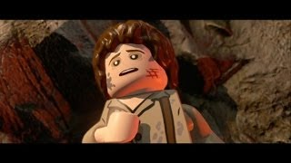 LEGO Lord of the Rings - Level 18 'Mount Doom' 100% Guide (All Collectibles)
