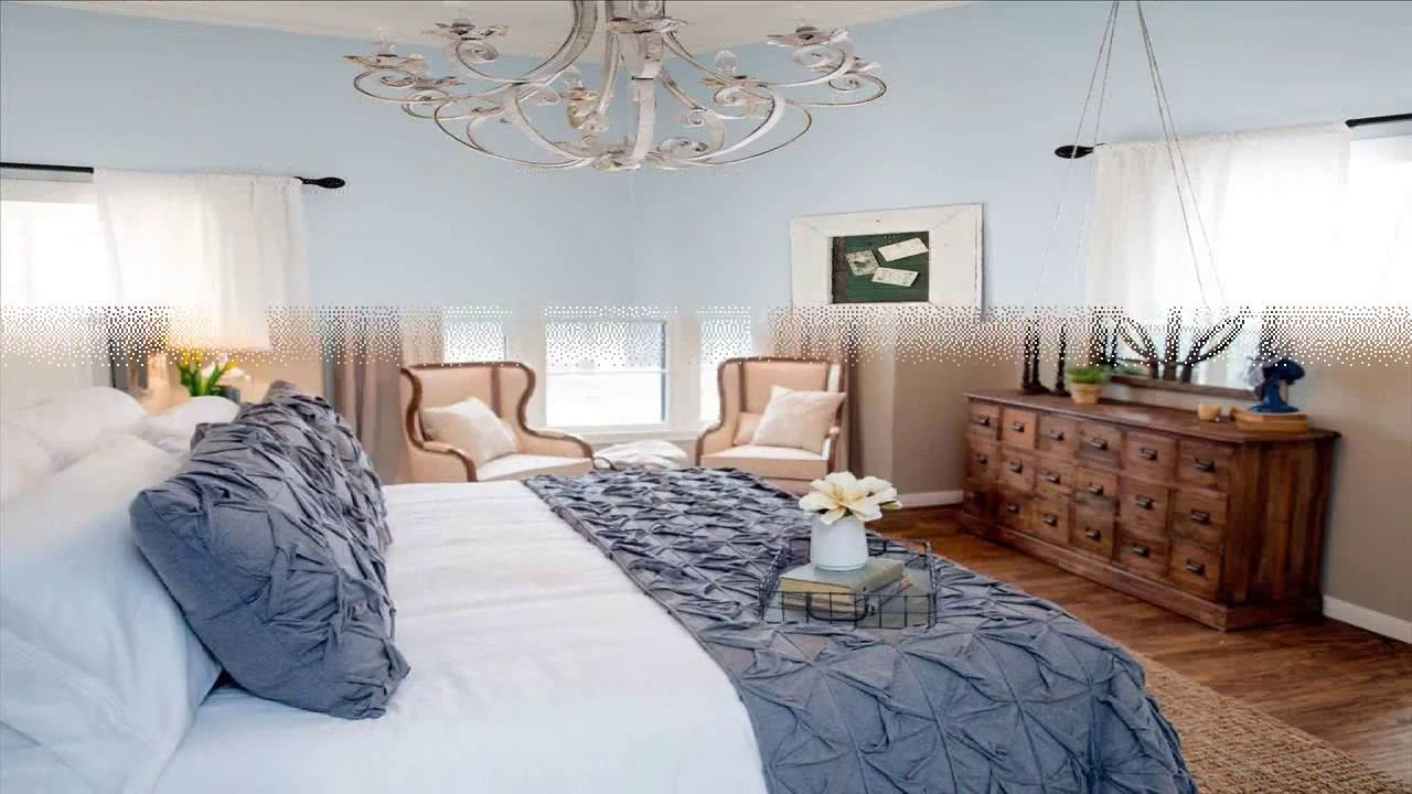 Chip and joanna gaines bedroom designs youtube - Joanna gaines bedding ideas ...