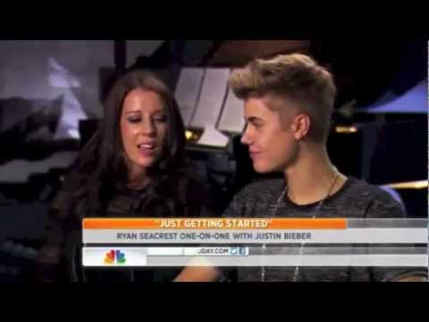 Justin Bieber's funniest moments NEW 2013