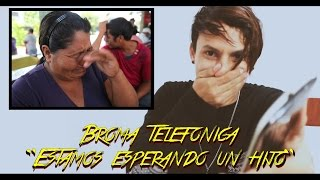 BROMA TELEFÓNICA//SEÑORA SU HIJA ESTÁ EMBARAZADA//SIENDOKAM