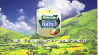 Hidden Valley Ranch Scented Candles
