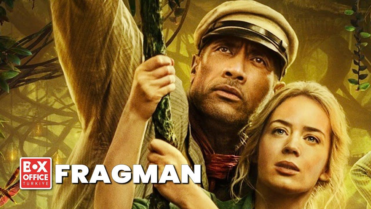 Jungle Cruise: Dublajlı Fragman 2