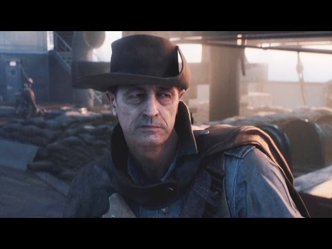 Battlefield 1 War Story 4 (Frederick Bishop - The Runner} 60FPS