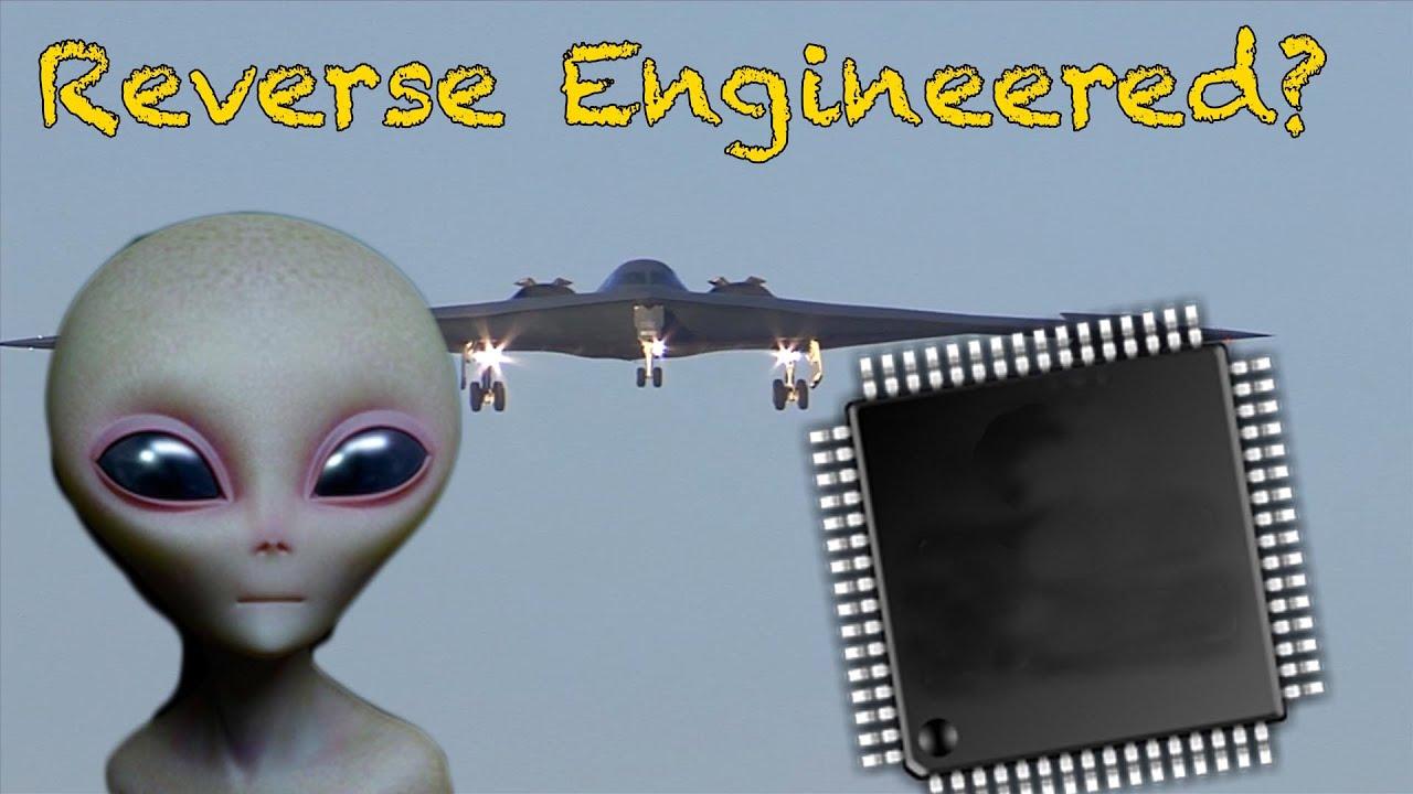 Alien reverse engineering