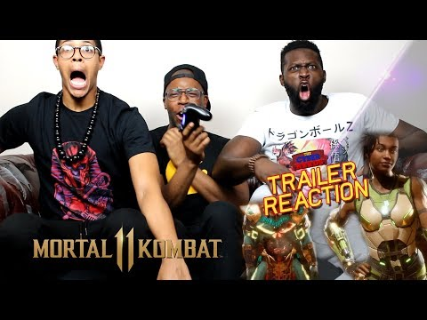 Mortal Kombat 11 – Kotal Kahn Reveal Trailer Reaction thumbnail
