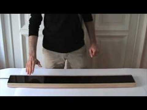 The AirPiano, A Musical Device Played By Moving Hands In The Air
