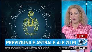 Horoscopul zilei de 18 octombrie, cu Camelia Pătrășcanu. Săgetătorii pot avea parte de întâln