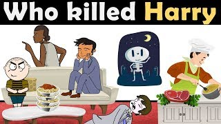 3 Riddles On Detective & Mystery | Who did It?| Halloween Riddles in United States|