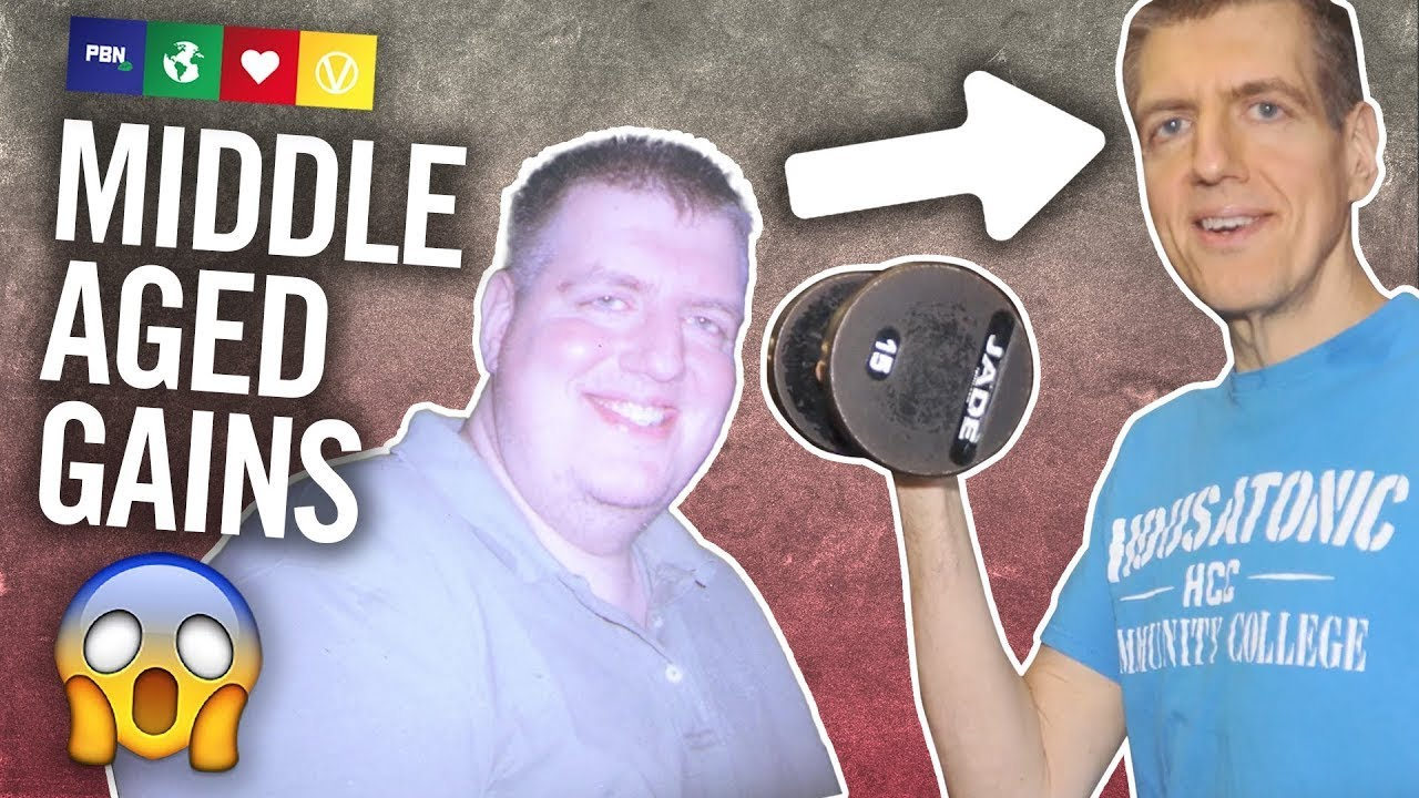350lb Man Goes PLANT-BASED - And Becomes Athlete